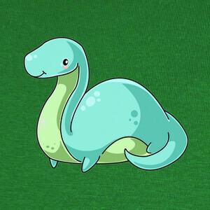 Camisetas brachiosaurus bebe kawaii