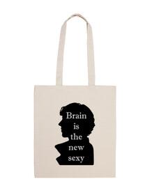 brain è la nuova borsa sexy
