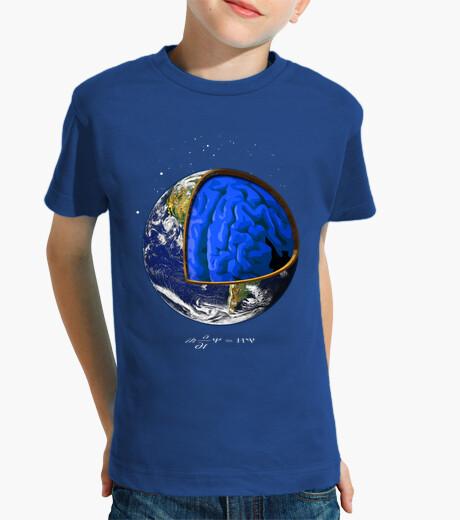 Ropa infantil Brain earth