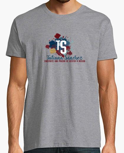 Camiseta Branding - Tatiana Sánchez