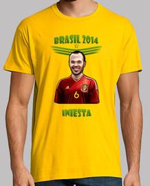 Brasil 2014 Iniesta