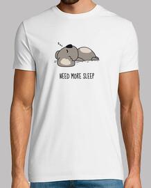 brauchen mehr schlaf