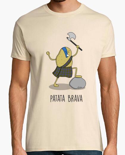 Tee-shirt brava de pommes de terre