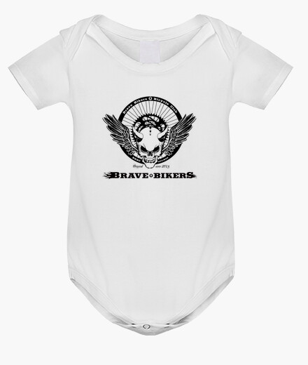 Ropa infantil Brave Bikers Bicycle Club 0.1 Baby