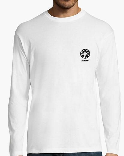 Camiseta Brave Bikers Bicycle Club Logo 0.1