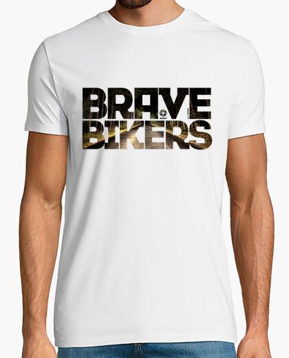Camiseta Brave Bikers Forest Man