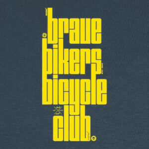 Camisetas Brave Bikers Mafia Yellow