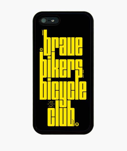 Funda iPhone Brave Bikers Mafia Yellow  iPhone5
