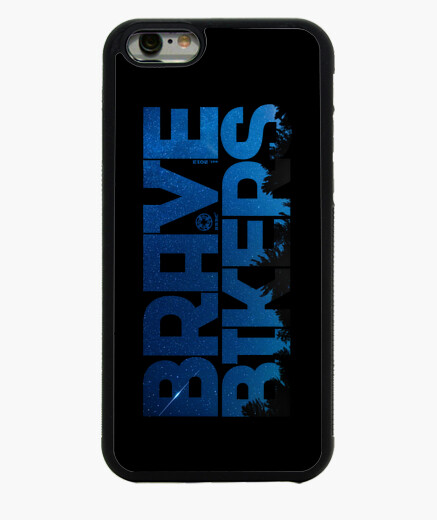 Funda iPhone 6 Brave Bikers Night iPhone 6