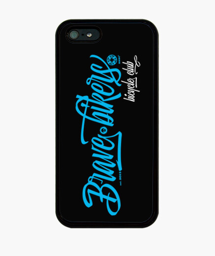 Funda iPhone Brave Bikers Script