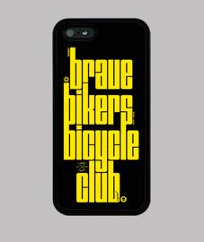 brave ciclisti mafioso iphone5 giallo