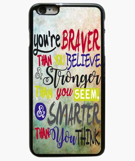 Funda iPhone 6 Plus / 6S Plus Braver M