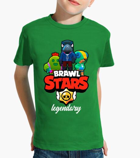 Vêtements enfant brawl stars legendary
