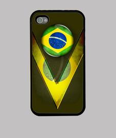 brazil mobile cover
