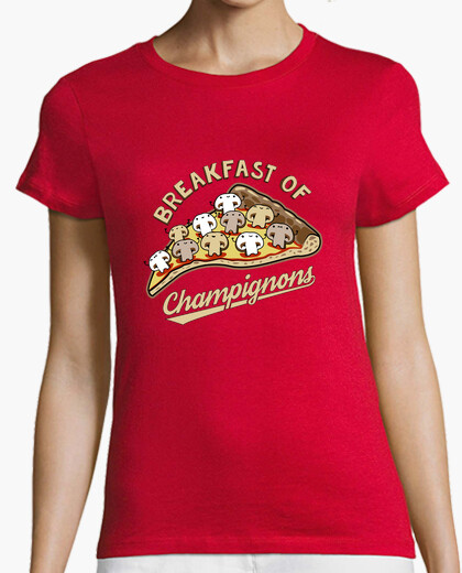 Breakfast of Champignons t-shirt