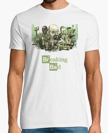 T-shirt Breaking Bad