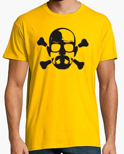 Camiseta Breaking Bad - Etiqueta Walter White
