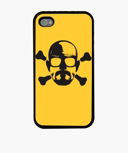 Funda iPhone Breaking Bad - Etiqueta Walter White