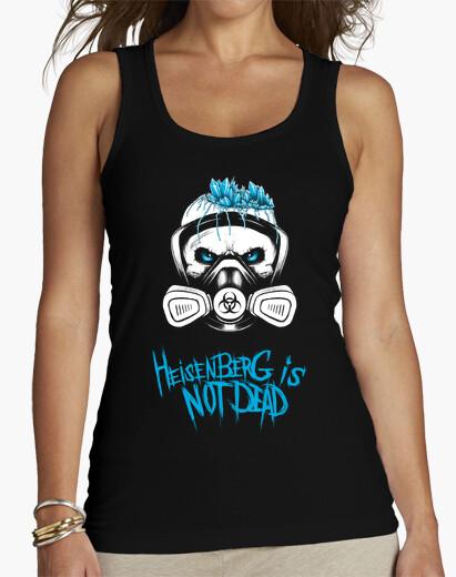 Tee-shirt breaking bad - heisenberg est not mort