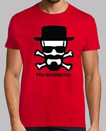 Breaking Bad - Heisenberg skull