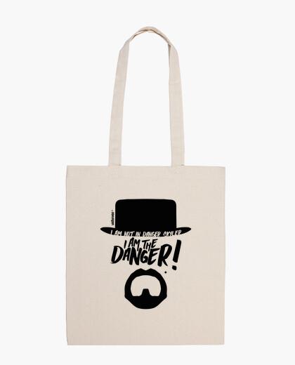 Bolsa Breaking Bad - I am the danger