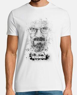 Breaking Bad - Splattered Heisenberg