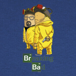 Camisetas Breaking Bad by Calvichi's [WEB]