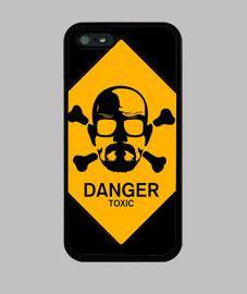 Breaking Bad Danger - Funda de movil