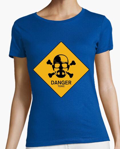 Camiseta Breaking Bad, Danger Toxic