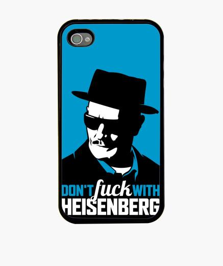 Coque iPhone Breaking Bad: Heisenberg