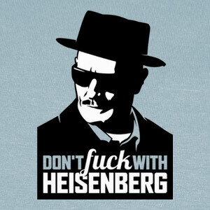 T-shirt Breaking Bad: Heisenberg
