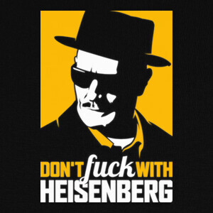 Tee-shirts Breaking Bad: Heisenberg 2
