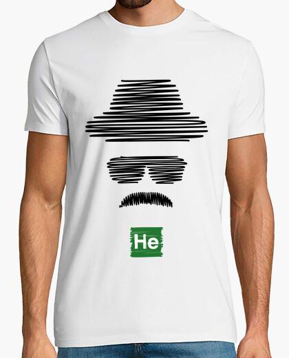 e4735b6b8 Breaking bad heisenberg (black) T-shirt - 418437   Tostadora.com