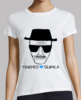 Breaking Bad heisenberg chimica