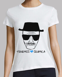 breaking bad heisenberg chimique