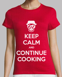 Breaking Bad Keep Calm and Continue Cooking