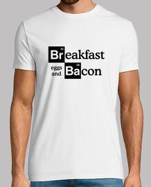 breaking bad logo - breakfast - heisenb