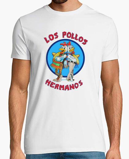 Camiseta Breaking Bad los pollos hermanos