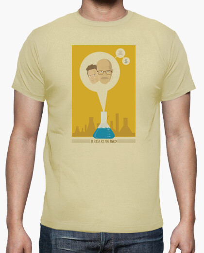 Camiseta BREAKING BAD walter & jesse