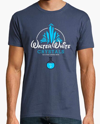 Tee-shirt Breaking Bad: Walter White, Heisenberg