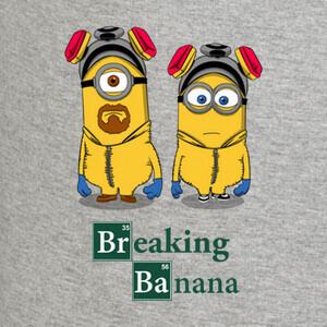 Camisetas Breaking Banana