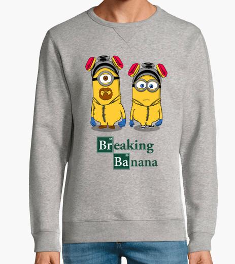 Breaking banana hoodie