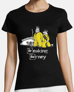 Breaking Barney