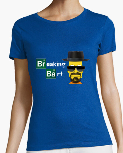 Camiseta Breaking Bart