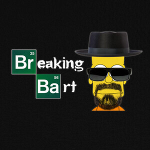 Camisetas Breaking Bart