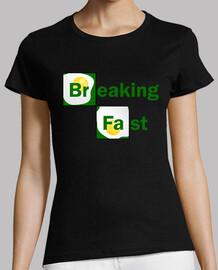 Breaking Fast – Funny – Parody