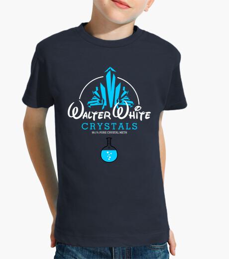 Vêtements enfant breaking mauvaise: walter blanc