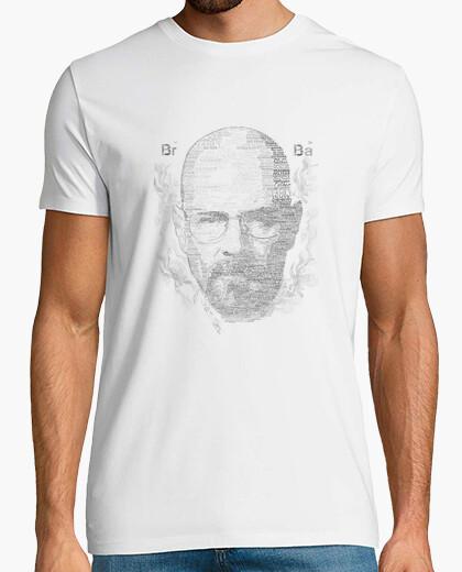 Camiseta Breaking Typo Heisen