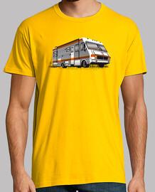 Breaking Van camiseta hombre