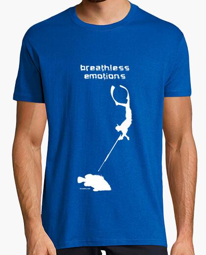 Camiseta Breathless Emotions Hombre